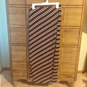 Maxi skirt from White and Black Market. Size Small